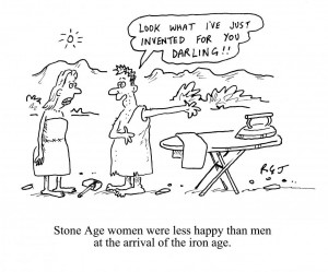 Iron Age Cartoon